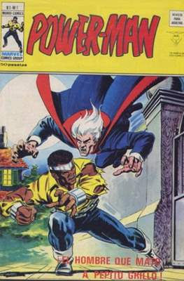Power Man Vol. 1 #7