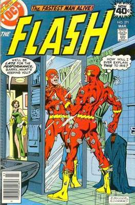 Flash Comics / The Flash (1940-1949, 1959-1985, 2020-) (Comic Book 32 pp) #271