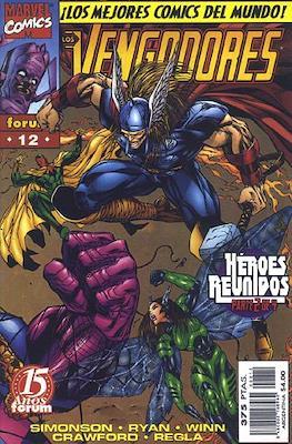 Los Vengadores: Heroes Reborn (1997-1998) #12