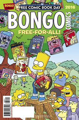 Bongo Comics Free-for-all! Free Comic Book Day 2016