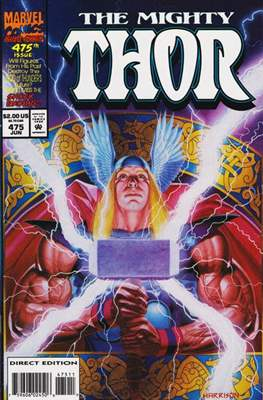 Journey into Mystery / Thor Vol 1 (Comic Book) #475