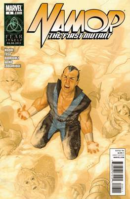 Namor: The First Mutant (2010-2011) (Comic Book) #8