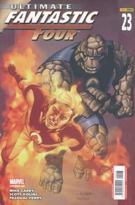 Ultimate Fantastic Four (Grapa 48 pp) #23