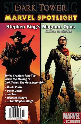 Marvel Spotlight: Dark Tower Stephen King´s Magnum Opus