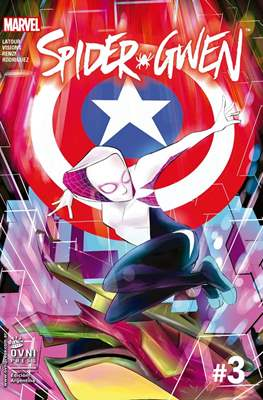 Spider-Gwen Vol. 2 (Rústica) #3