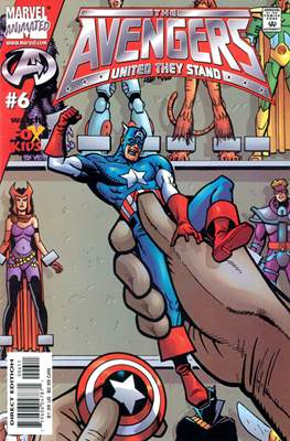 The Avengers: United They Stand (Comic Book) #6