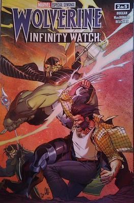 Wolverine Infinity Watch (Grapa) #2
