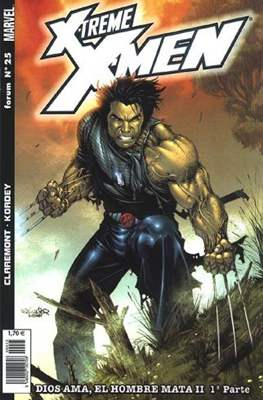 X-Treme X-Men (2002-2005) (Grapa) #25