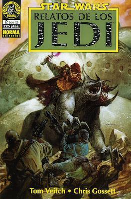 Star Wars. Relatos de los Jedi #2