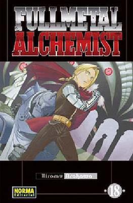 Fullmetal Alchemist (Rústica con sobrecubierta) #18