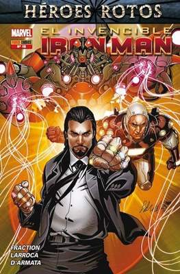 El Invencible Iron Man Vol. 2 (2011-) (Grapa - Rústica) #19