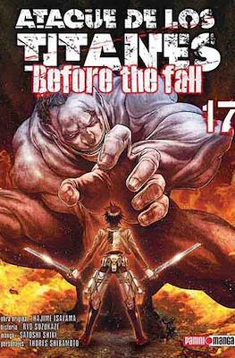 Ataque de los Titanes: Before the Fall (Rústica) #17