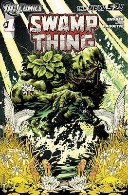 Swamp Thing Vol. 5 (2011-2015) #1