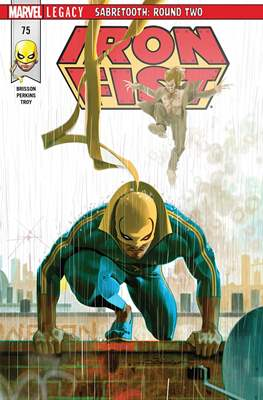 Iron Fist Vol. 5 #75