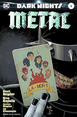 Dark Nights: Metal (2017-2018) (Comic-book) #5