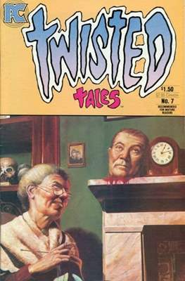 Twisted Tales (Comic Book) #7