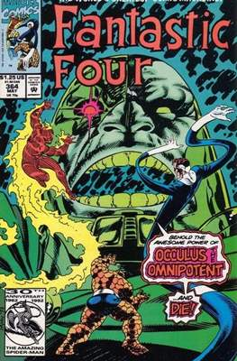 Fantastic Four Vol. 1 (1961-1996) (saddle-stitched) #364