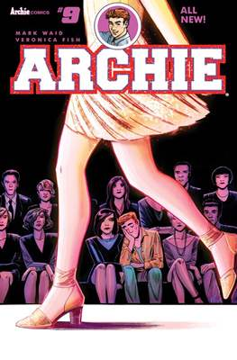 Archie (2015-) (Comic Book) #9