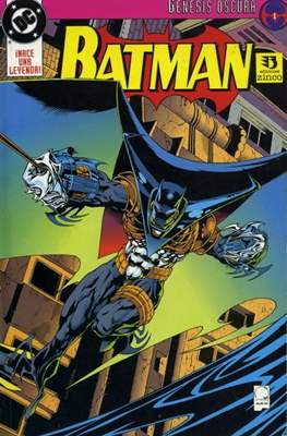 Batman: Génesis oscura