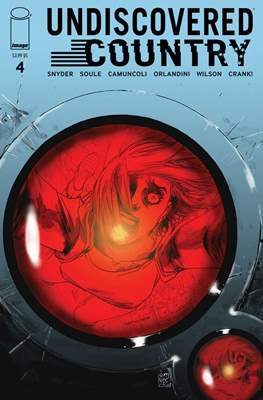 Undiscovered Country (Comic Book) #4