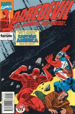 Daredevil Vol. 2 (1989-1992) (Grapa 32 pp) #26