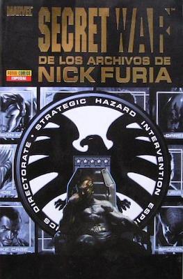 Secret War: De los archivos de Nick Furia (2006)