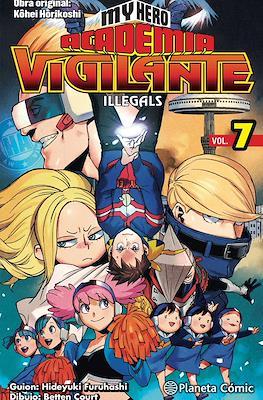 My Hero Academia: Vigilante Illegals (Rústica) #7