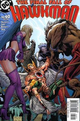 Hawkman Vol. 4 (2002-2006) (Comic book) #40