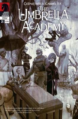 The Umbrella Academy (Comic-Book) #2