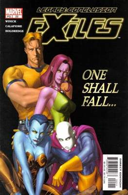 Exiles Vol. 1 (2001-2008) (Comic Book) #22