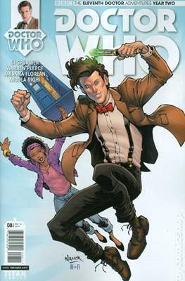 Doctor Who: The Eleventh Doctor Year Two (Comic Book) #8