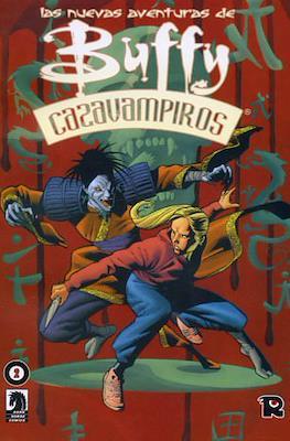 Las nuevas aventuras de Buffy Cazavampiros #2