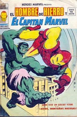 Heroes Marvel presenta Vol. 2 (1975-1980) (Grapa) #11