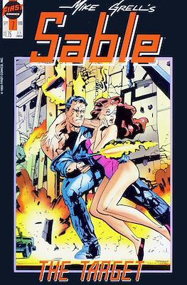 Mike Grell's Sable (1990) (Grapa) #7