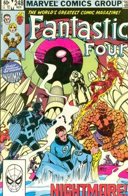 Fantastic Four Vol. 1 (1961-1996) (saddle-stitched) #248