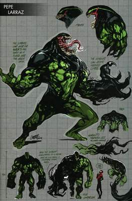Absolute Carnage (Variant Cover) #3.3