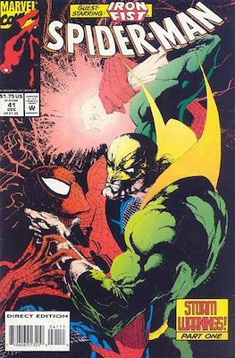 Spider-Man (Vol. 1 1990-2000) (Comic Book) #41
