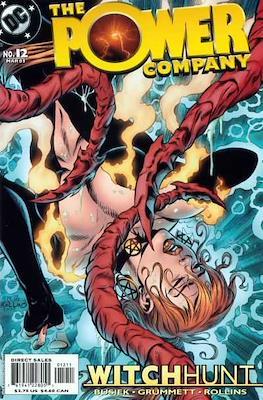 The Power Company (Comic Book) #12