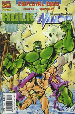 Hulk vol. 2 Especiales (1994-1999) (Grapa. 17x26. 64 páginas. Color.) #4