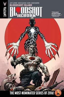 Bloodshot Reborn (2015) (Softcover) #4