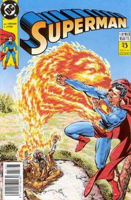 Superman: El Hombre de Acero / Superman Vol. 2 (Grapa 36 pp) #103