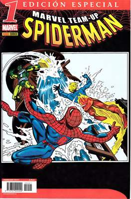 Marvel Team-Up Spiderman Vol. 1. Edición especial #1