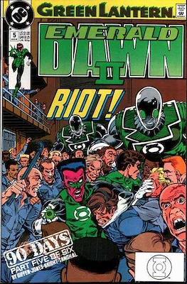 Green Lantern: Emerald Dawn II #5