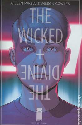 The Wicked + The Divine (Comic Book) #40
