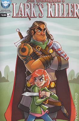 Lark's Killer (Variant Cover) (Comic Book) #5
