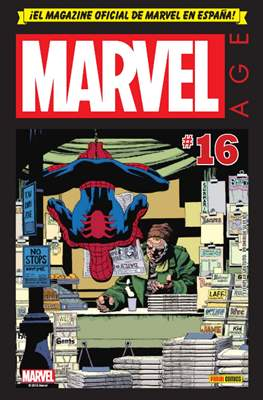 Marvel Age (2016-) (Grapa) #16