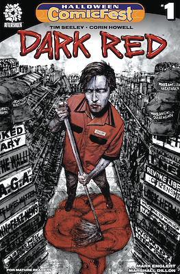 Dark Red - Halloween ComicFest 2019