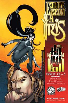 Executive Assistant Iris: The Hit List Agenda (Comic Book) #3