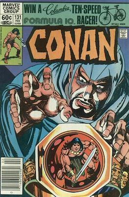 Conan The Barbarian (1970-1993) (Comic Book 32 pp) #131