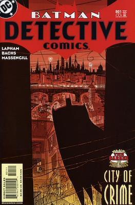 Detective Comics Vol. 1 (1937-2011; 2016-) (Comic Book) #801